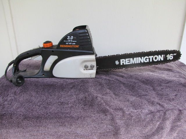 Wanted Remington electric chainsaw for parts