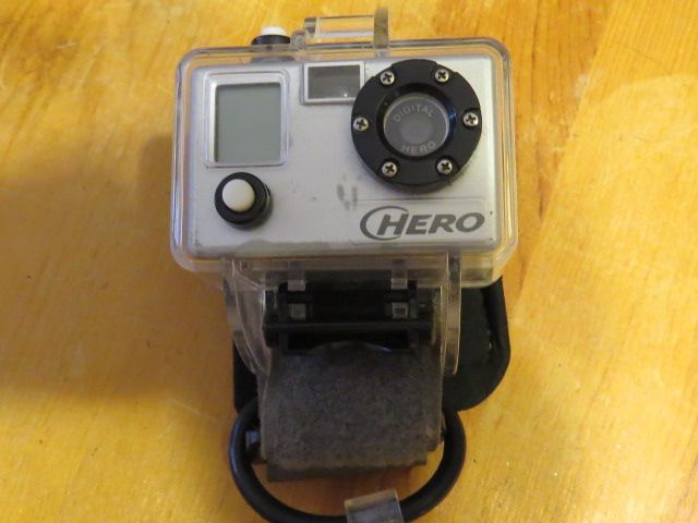 Wanted Instruction manual for  2006 GoPro camera