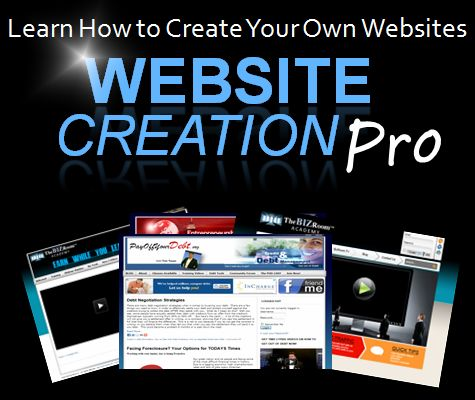 Learn How to Earn $ Creating Websites!