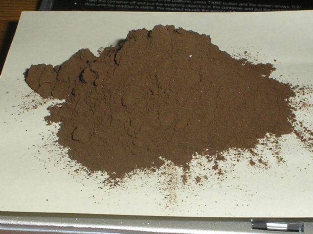 Fulvic Acid Powder Organic 100% Soluble OMRI