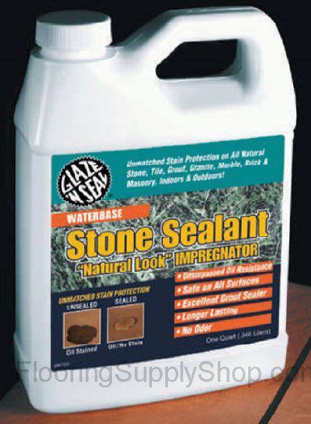 Glaze N Seal Stone Sealant Impregnator Gallon