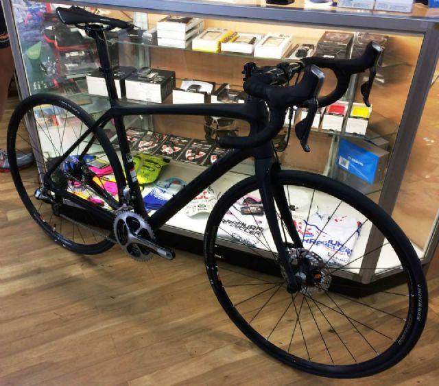 2015 Trek domane 6.9 Bike