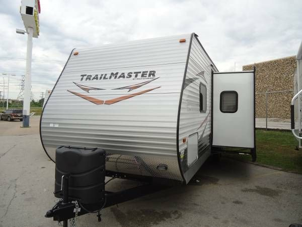 **In House Finance**  New 2014 Trail Master Travel