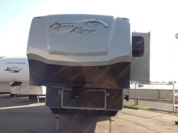 2009 Open Range Fifth Wheel ** WE TOTE THE NOTE **