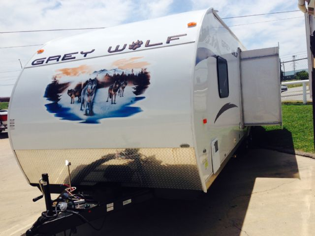 2011 Forest River Grey Wolf w/ In House Financing