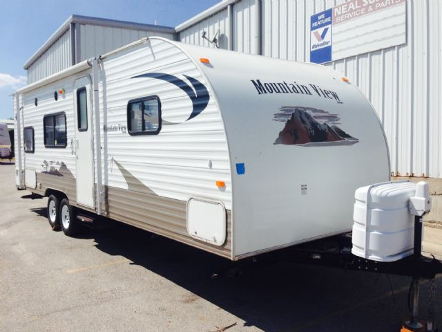 "2011 SKYLINE MOUNTAIN VIEW ""JOEY"" SELECT 268"