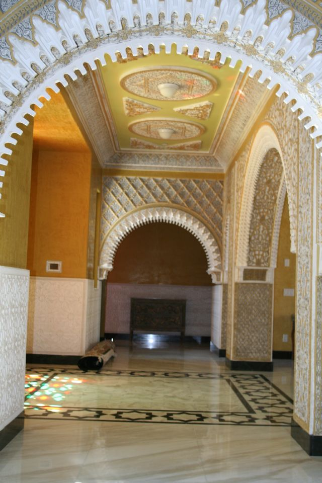 Moroccan Mosaic Tile Zellige Fireplace Surrounds