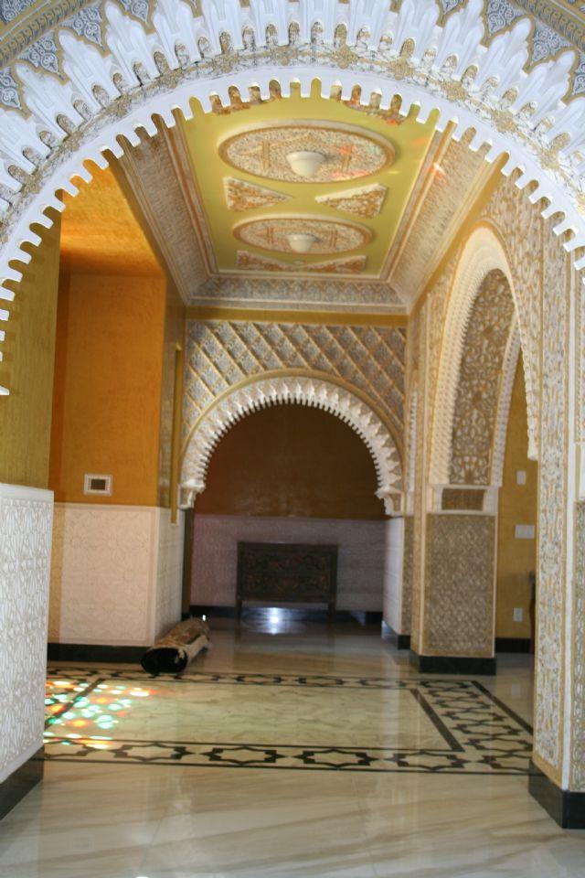 Moroccan Mosaic Tile Zellige Fireplace Surrounds Columbus Ohio