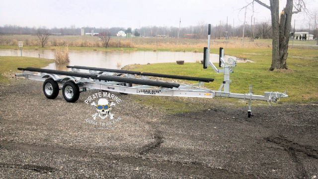 Aluminum Pontoon Trailer