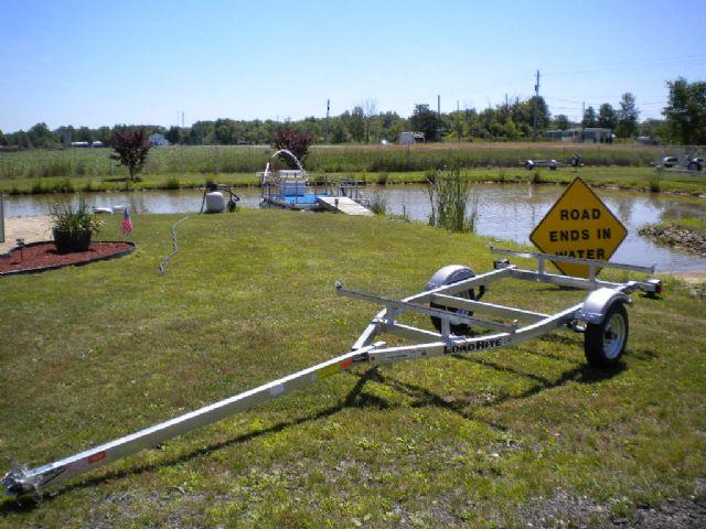Kayak, Canoe, PWC Trailers