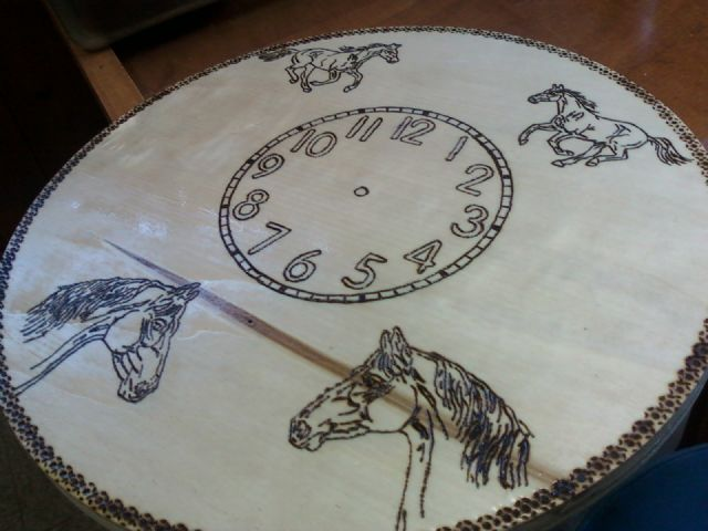 BEAUTIFUL MEMORIAL CLOCKS 100% HAND MADE IN OHIO