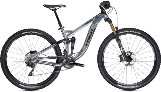 2014 TREK FUEL EX 8 29ER BIKE FOR SALE