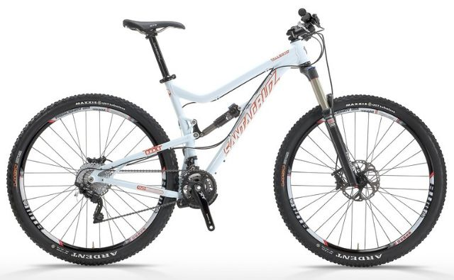2014 Santa Cruz Tallboy LT X0-1 AM 29 Bike