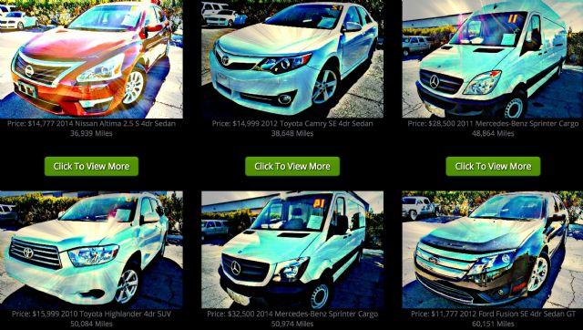 Buy A Car Payments Las Vegas
