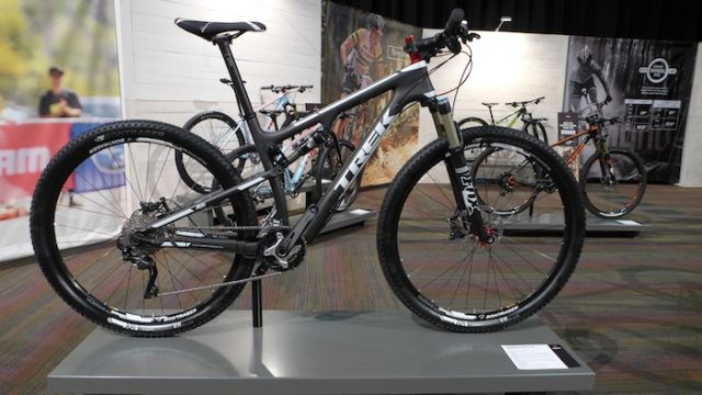 2015 Trek superfly fs 8 Bike