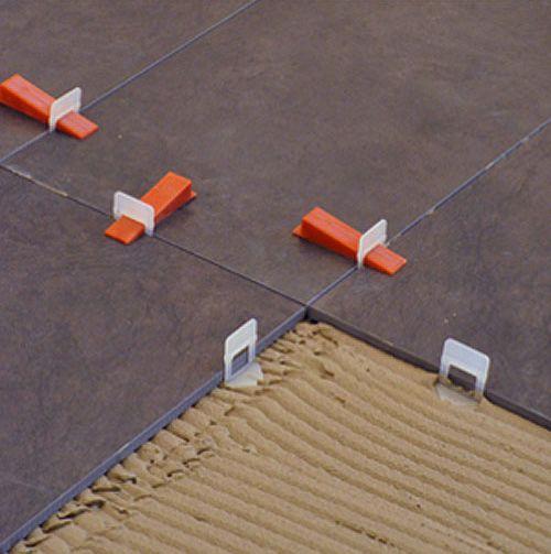 Raimondi Tile Leveling System - RLS Standard Kit 1