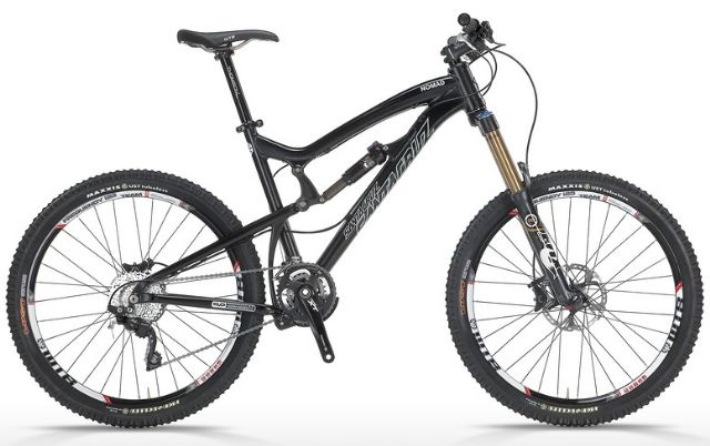 2014 Santa Cruz Nomad R AM Bike