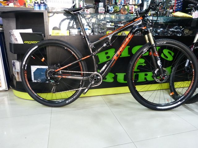 2015 Trek Superfly FS 9.8 SL