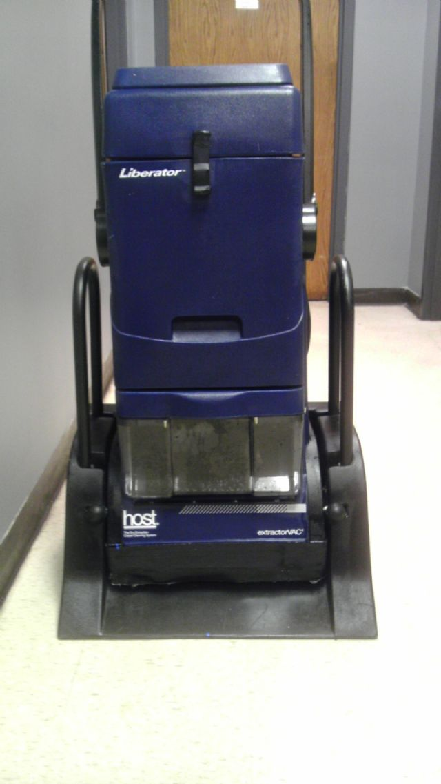 used host carpet cleaning machine for sale