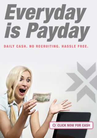 7 Days To Easy Money: Get Paid daily!