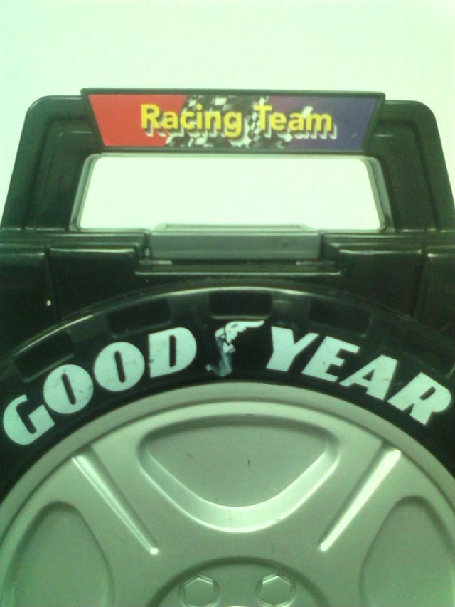 """Good Year"" Toy Car Carrying Case"