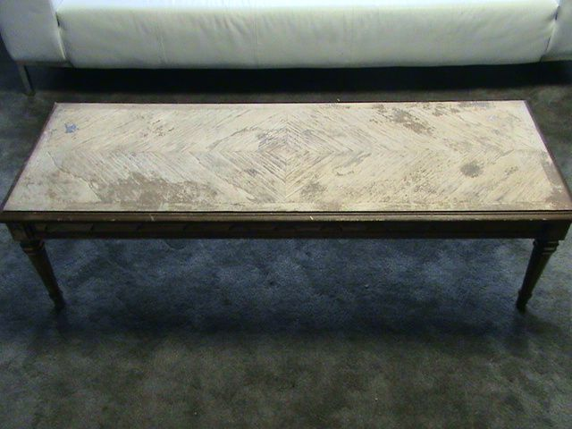 Antique Drexel Coffee Table