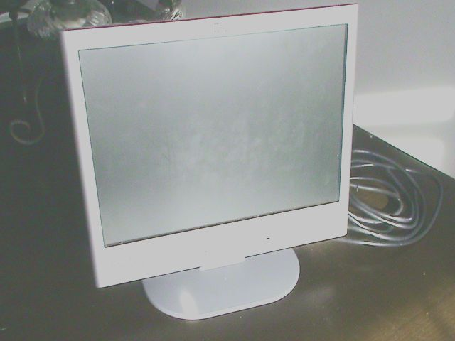Hewlett Packard flat panel monitor