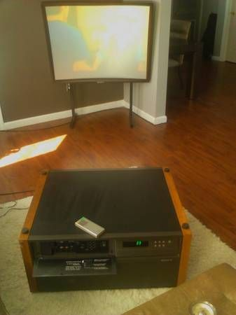 Vintage Front Projection Television
