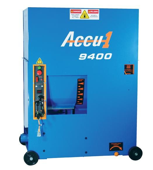 Accu1 9400 All Fiber Insulation Blowing Machine
