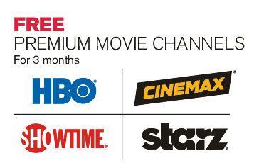 FREE Premium MOVIE CHANNELS