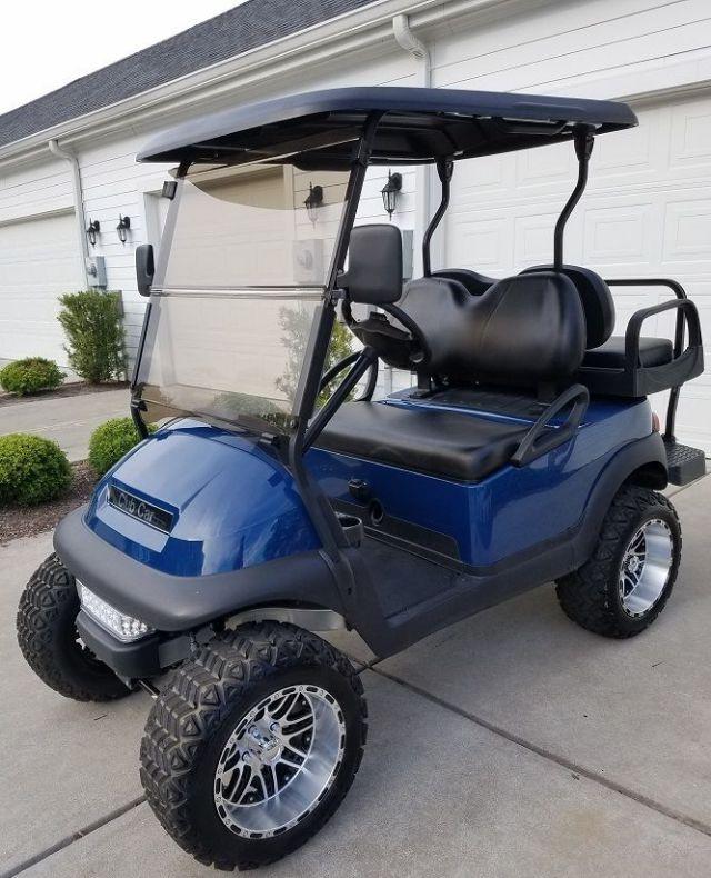 AMAZING! 2014 Club Car Golf Cart 14