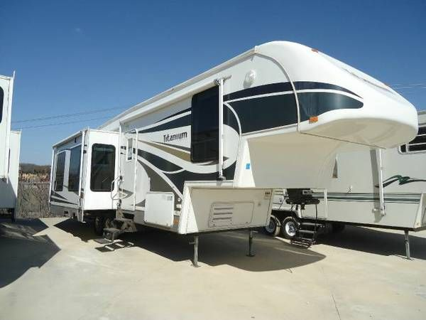 FIFTH WHEELS AND TRAVEL TRAILERS-IN HOUSE FINANCE