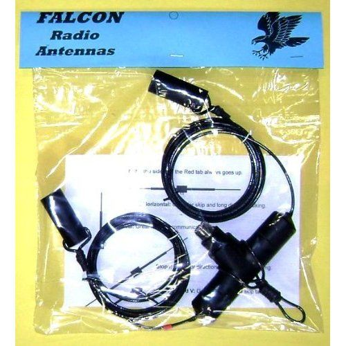Falcon 2400 Watt 11 Meter Dipole Cb Radio Base