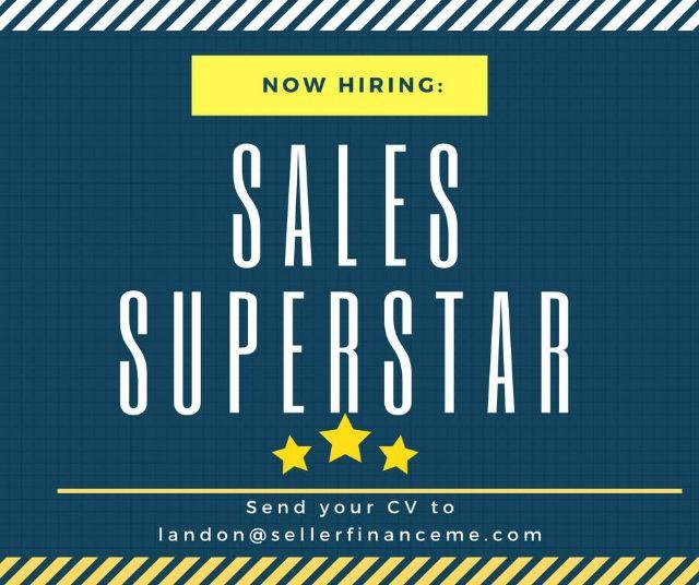 Sales Superstar