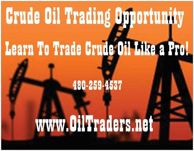 Oil options trading jobs