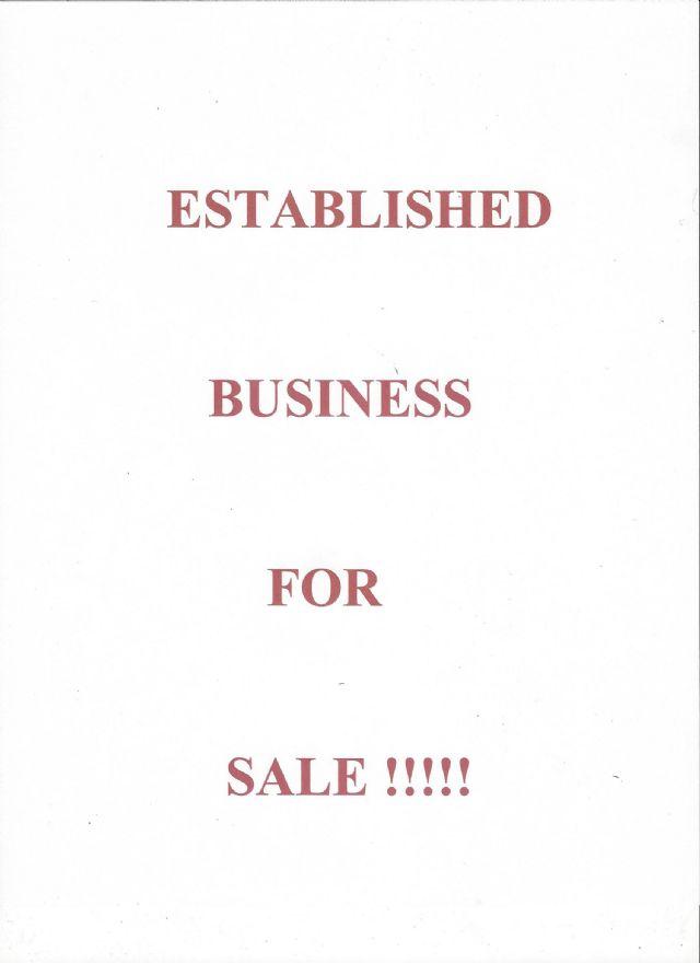 established business for sale 72500000