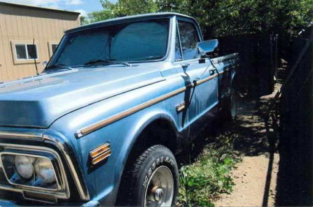 1972 - Make: GMC - Model: Sierra 1972 GMC Sierra GrandeOne ...