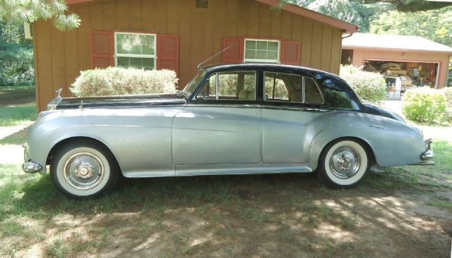 1956 rhd bentley s1 with rolls royce conversion pa phoenix. Black Bedroom Furniture Sets. Home Design Ideas