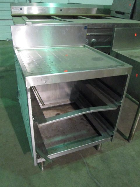 (2) S/S Drain Tables RTR# 5092393-05