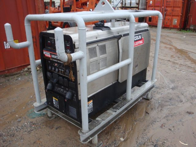 Lincoln Welders For Sale >> 2008 Lincoln Vantage 400 Diesel Welder With 226 Or Phoenix Arizona