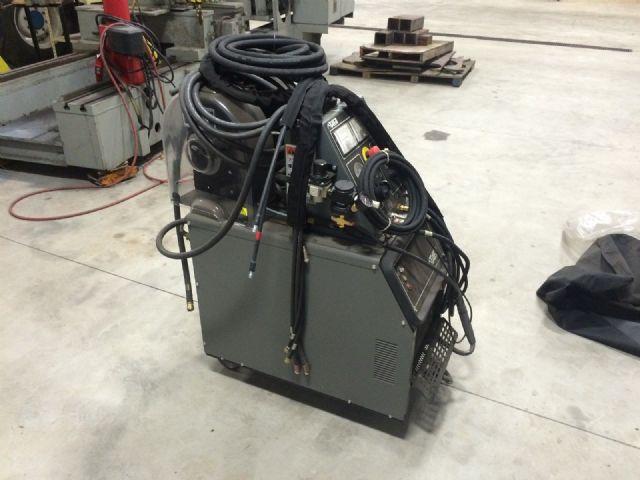 Tafa Praxair Thermal Arc Spray Machine Phoenix Arizona
