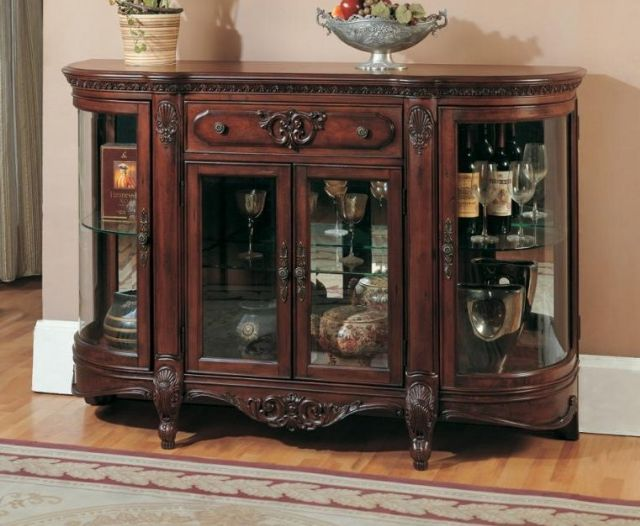 THOMASVILLE CREDENZA-WALL TABLE