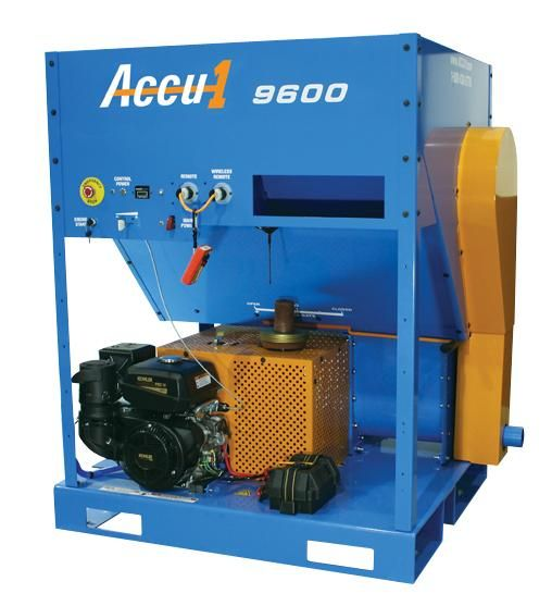 Gas Insulation Blowing Machine,  Accu1 9600