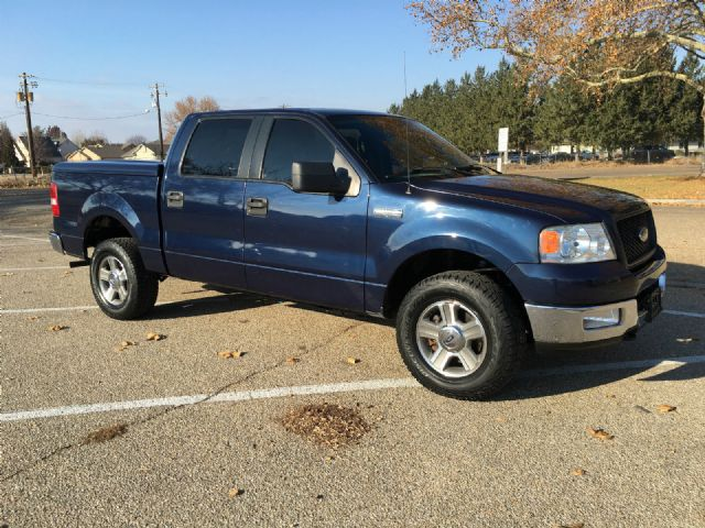 2005 ford f 150 xlt crewcab 4x4 dallas texas pickup trucks. Black Bedroom Furniture Sets. Home Design Ideas