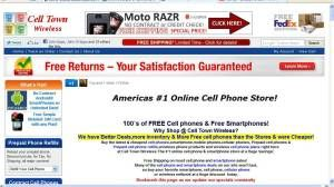 Discount cell phones Easy Shop online! Save $$
