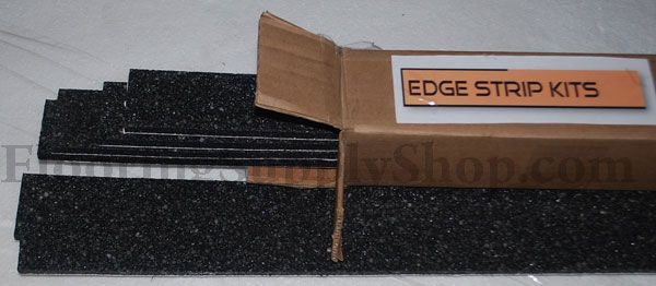 Edge Strip 6 Pieces Kit