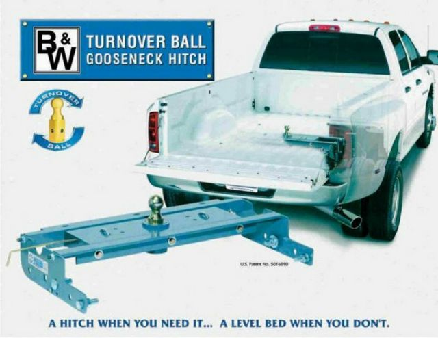 Blue Ox Bxr6200 20k 5th Wheel Slider To Goose Neck Dallas