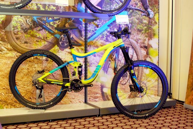 2016 Giant Reign 27.5 2