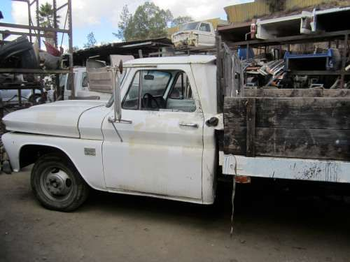 Parting Out: 1964 Chevy C30
