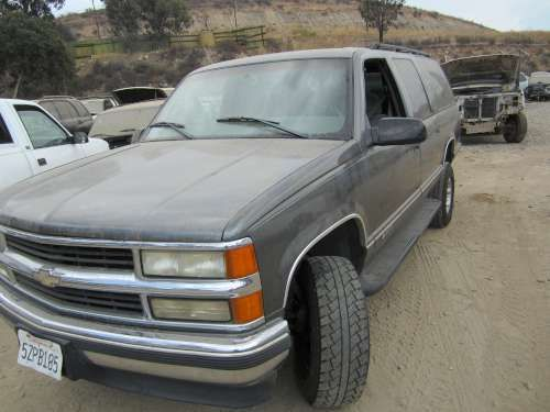 Parting Out: 1999 Chevy Suburban
